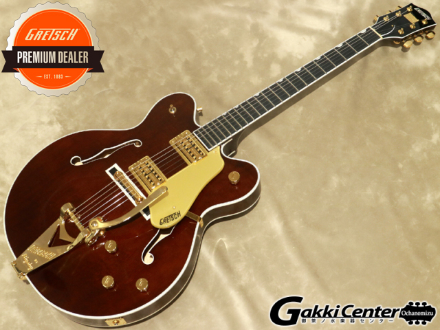 Gretsch G6122T Players Edition Country Gentleman【シリアルNo:JT18093881/3.5kg】【店頭在庫品】