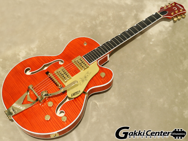 Gretsch G6120TFM Players Edition Nashville【シリアルNo:JT18114709/3.3kg】【店頭在庫品】