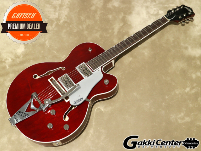 Gretsch G6119T Players Edition Tennessee Rose【シリアルNo:JT17113474/3.2kg】【店頭在庫品】