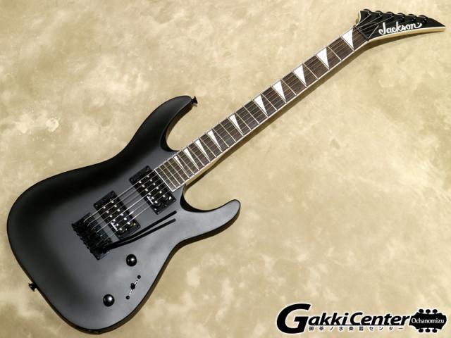 Jackson JS Series JS22 DINKY Satin Black【シリアルNo:CWJ1815338/3.4kg】【店頭在庫品】