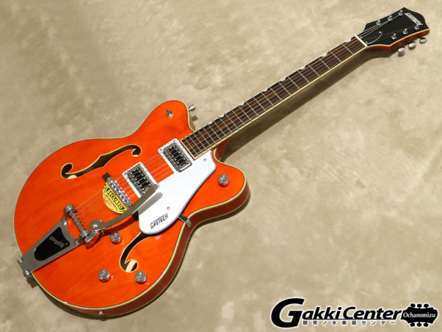 Gretsch G5422T Electromatic Hollow Body Double-Cut with Bigsby Orange Stain 【シリアルNo:KS16054435/重量:3.1kg】