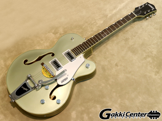 Gretsch G5420T Electromatic Hollow Body Single-Cut with Bigsby Aspen Green【シリアルNo:KS17044410/3.6kg】【店頭在庫品】