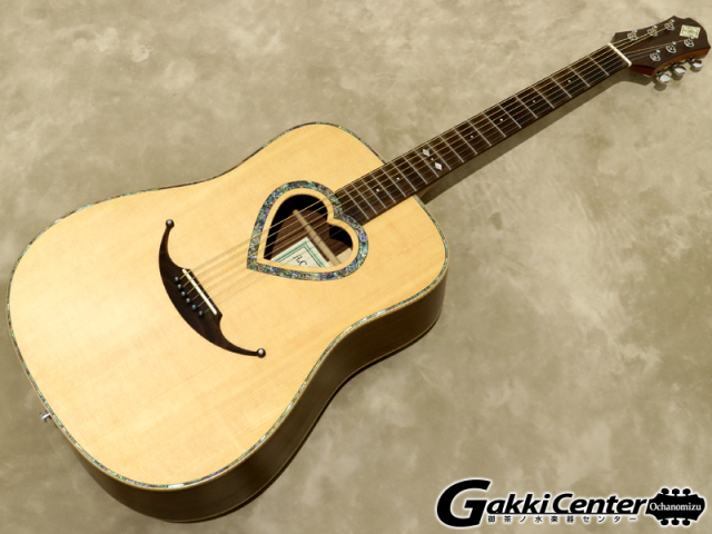 【SALE】ZEMAITIS(ゼマイティス)アコースティックギター/CAD-200HS【シリアルNo:ZE16110180/2.2kg】【店頭在庫品】