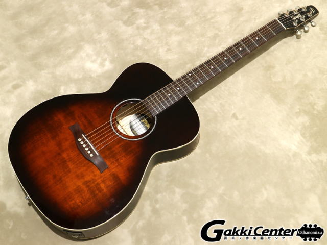 Seagull S6 Original Slim Concert Hall Burnt Umber GT A/E【シリアルNo:04184000947/2.0kg】【店頭在庫品】