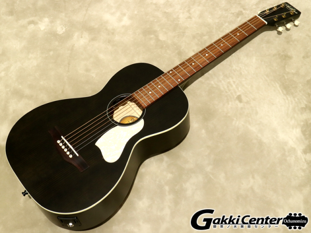 Art&Lutherie Roadhouse Faded Black E/A【シリアルNo:042418000840/1.8kg】【店頭在庫品】
