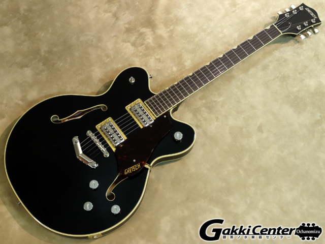 Gretsch G6609 Players Edition Broadkaster Center Block Double-Cut Black【シリアルNo:JT17030908/3.5kg】【店頭在庫品】