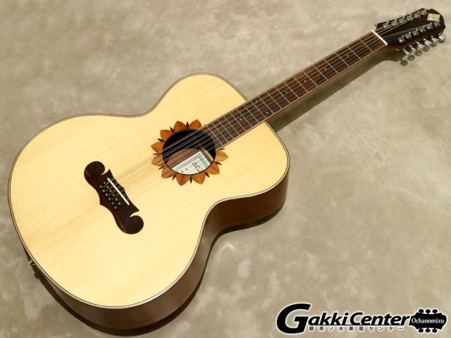 【アウトレット】ZEMAITIS(ゼマイティス)アコースティックギター/CAJ-100FW-12【シリアルNo:ZE17040635/2.4kg】【店頭在庫品】