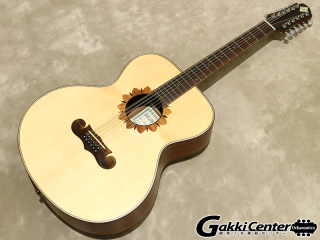 ZEMAITIS(ゼマイティス)エレクトリック・アコースティックギター/CAJ-100FW-12-E【シリアルNo:ZE17040669/2.6kg】【店頭在庫品】