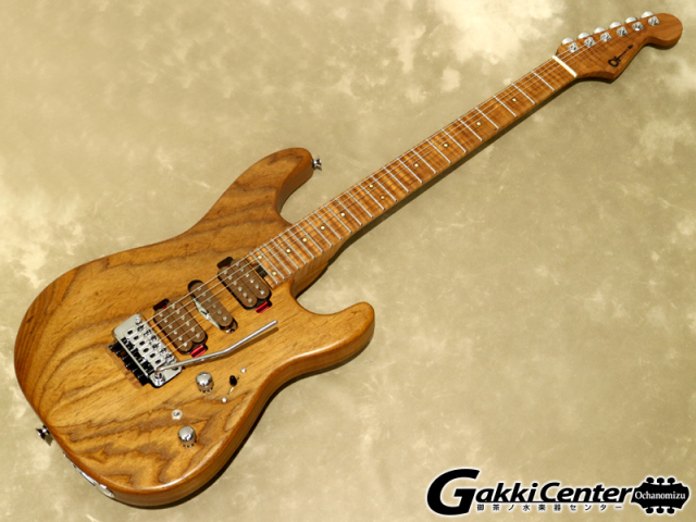 Charvel U.S.A Artist Series GUTHRIE GOVAN SIGNATURE HSH CARAMELIZED ASH 【シリアルNo:GG17001222/3.5kg】【店頭在庫品】