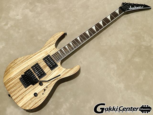 【アウトレット】Jackson X Series Soloist SLX Zebra Wood【シリアルNo:ICJ1701271/3.3kg】【店頭在庫品】