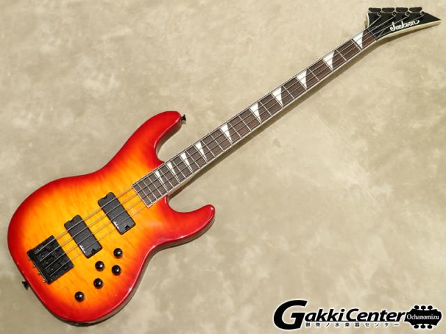 【アウトレット】Jackson JS3Q Concert Bass Cherry Burst【シリアルNo:CWJ1700071/3.8kg】【店頭在庫品】