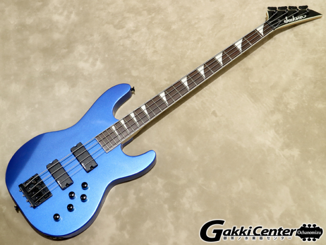Jackson JS3 Concert Bass Metallic Blue【シリアルNo:CWJ1628790/4.0kg】【店頭在庫品】