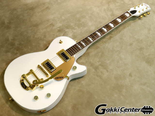Gretsch  Electromatic G5434TG Limited Edition Pro Jet with Bigsby White【シリアルNo:CYG17060424/3.5kg】【店頭在庫品】