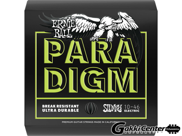 ERNiE BALL Paradigm Regular Slinky Electric Guitar Strings 10-46 [#2021]