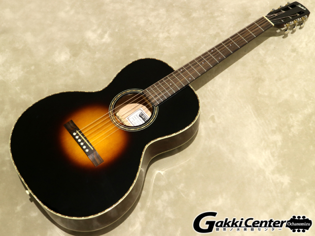 Gretsch G9521 Style 2 Triple-O Auditorium【シリアルNo:IOG1711376/1.6kg】【店頭在庫品】
