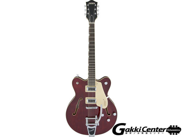 Gretsch G5622T Electromatic Center Block Double-Cut with Bigsby Walnut【シリアルNo:KS17063240/3.4kg】【店頭在庫品】