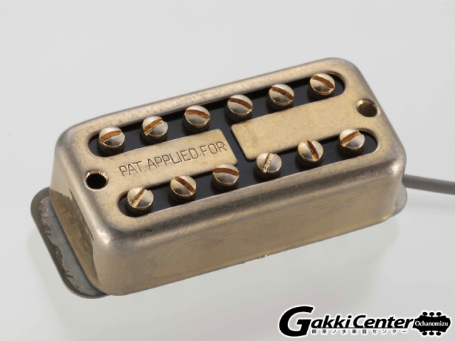 TV Jones Ray Butts Ful-Fidelity Filter'Tron - PAF Cover Neck /Aged Gold【店頭在庫品】