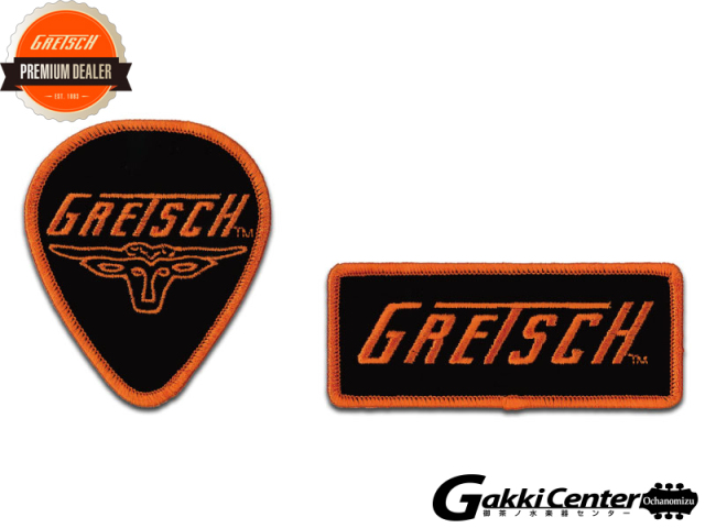 GRETSCH Velvet Patches