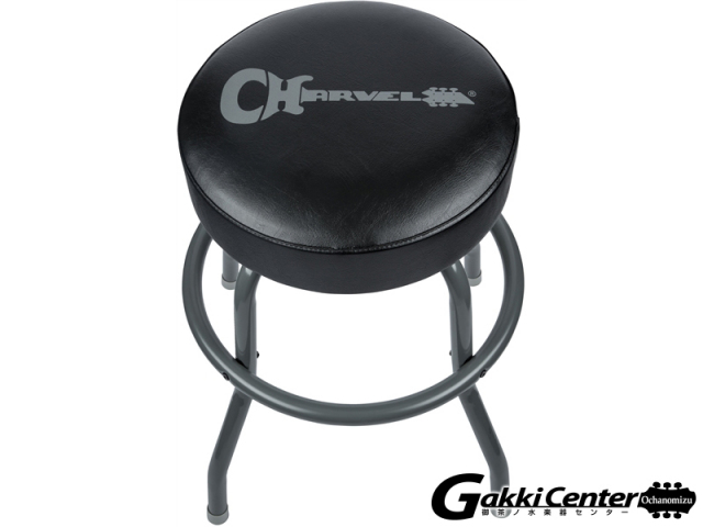 "Charvel Bar Stool 24"" Black"
