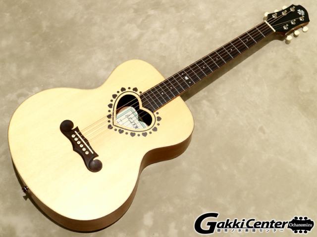 ZEMAITIS(ゼマイティス)アコースティックギター/CAM-LTD【シリアルNo:ZE18040356/1.5kg】【店頭在庫品】