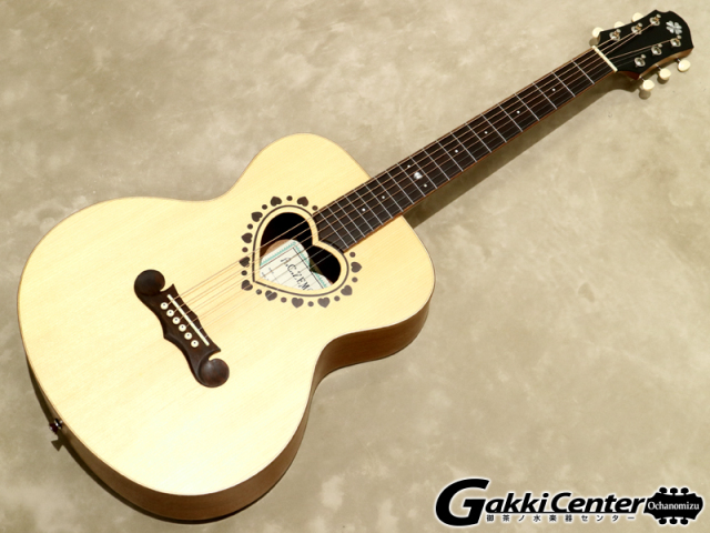ZEMAITIS(ゼマイティス)アコースティックギター/CAM-LTD【シリアルNo:ZE18040319/1.6kg】【店頭在庫品】