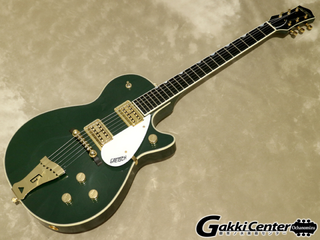 【アウトレット】Made in U.S.A Custom Shop G6128CS-1958 Regent Green Iridescent【シリアルNo:UC16111471/3.6kg】【店頭在庫品】