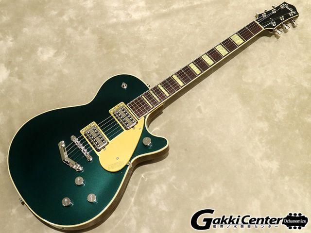 Gretsch G6228 Players Edition Jet BT with V-Stoptail CDG【シリアルNo:JT18041896/3.6kg】【店頭在庫品】