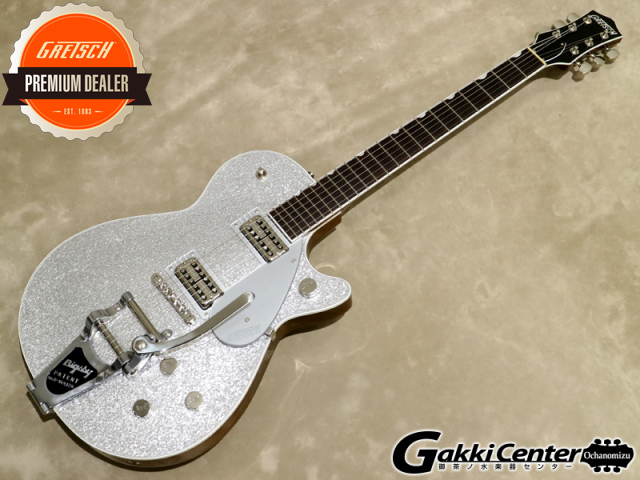 Gretsch G6129T Players Edition Jet FT with Bigsby【シリアルNo:JT18031448/3.8kg】【店頭在庫品】