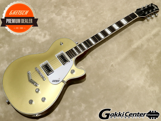 Gretsch  Electromatic G5220 Electromatic Jet BT Single-Cut with V-Stoptail Casino Gold【シリアルNo:CYG18030177/3.7kg】【店頭在庫品】
