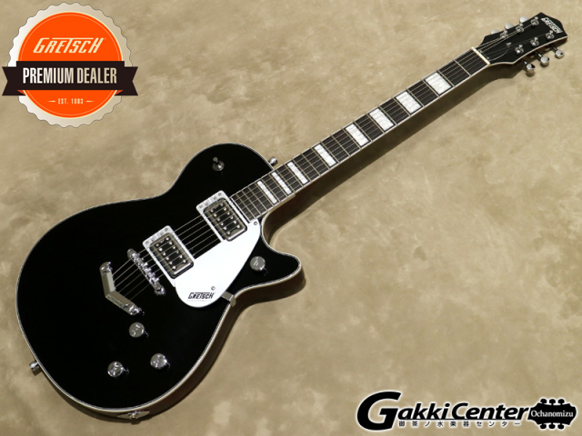 Gretsch  Electromatic G5220 Electromatic Jet BT Single-Cut with V-Stoptail BK【シリアルNo:CYG18030365/3.4kg】【店頭在庫品】
