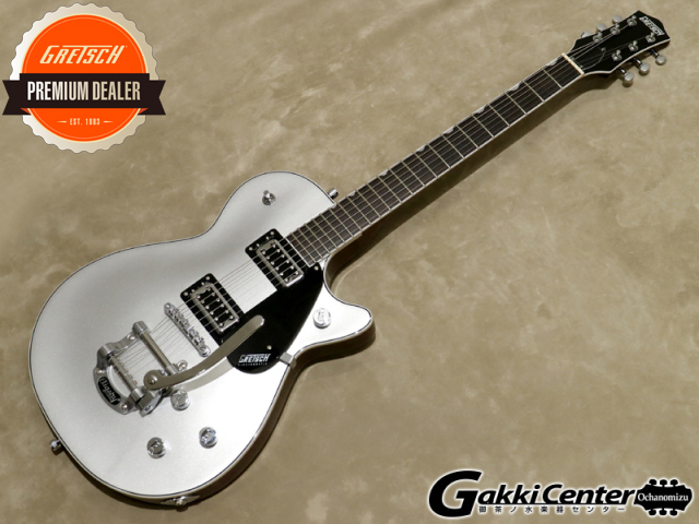 Gretsch  Electromatic G5230T Electromatic Jet FT Single-Cut with Bigsby Airline Silver【CYG18040024/3.7kg】【店頭在庫品】