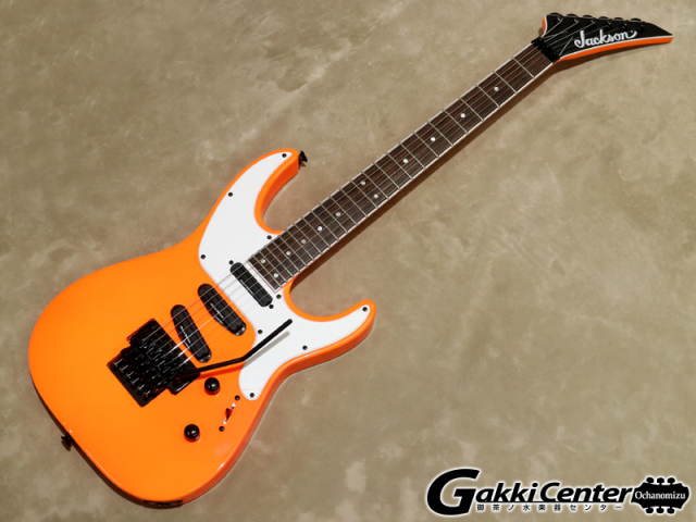 Jackson X Series Soloist SL4X Neon Orange【シリアルNo:ICJ1803098/3.5kg】【店頭在庫品】