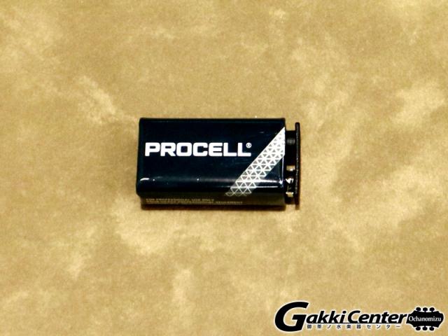 DURACELL PROCELL アルカリ乾電池 9V
