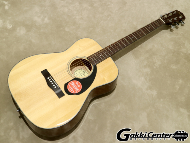 Fender CC-60S NAT【シリアルNo:OI17148520/1.7kg】【店頭在庫品】