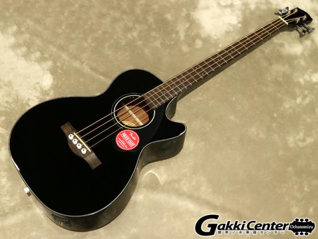 Fender CB-60SCE BLK【シリアルNo:IWA1726215/2.5kg】【店頭在庫品】