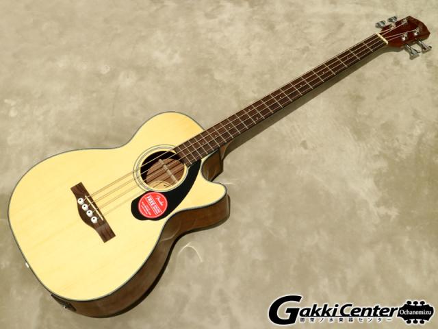 Fender CB-60SCE NAT【シリアルNo:IWA1722663/2.3kg】【店頭在庫品】