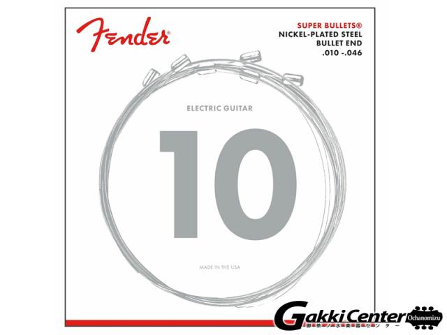 [Outlet] Fender 3250 Super Bullets, 3250R (.010-046)