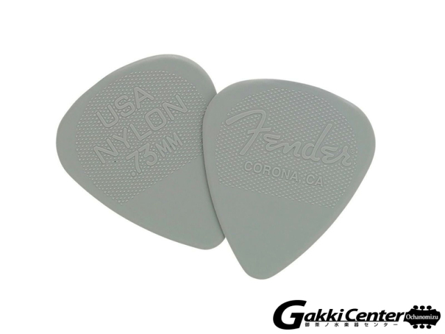 [Outlet] Fender 351 Shape Nylon Picks, 0.73mm - 12 Pack