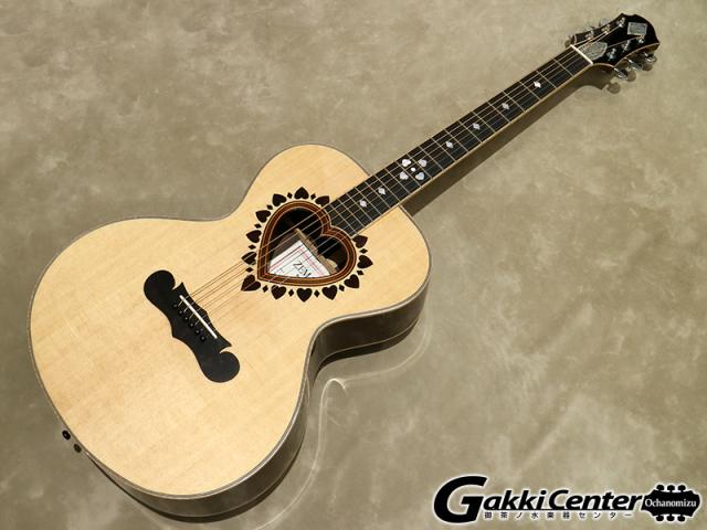 ZEMAITIS(ゼマイティス)アコースティックギター/AAS-3000HW【シリアルNo:ZT006/2.0kg】【店頭在庫品】