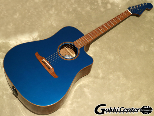 Fender Redondo Classic, Cosmic Turquoise【シリアルNo:CGFA171854/2.3kg】【店頭在庫品】