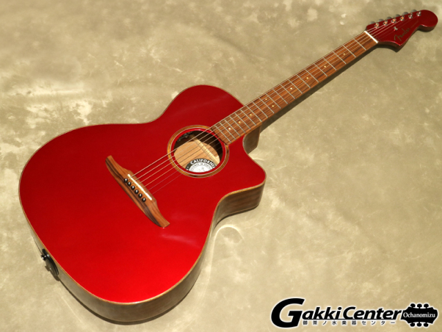 Fender Newporter Classic, Hot Rod Red Metallic【シリアルNo:CGFA171792/2.1kg】【店頭在庫品】