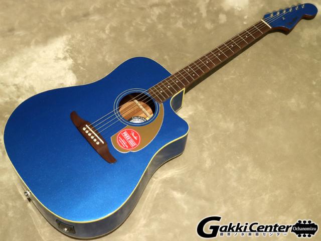 Fender Redondo Player, Belmont Blue【シリアルNo:CSL17003621/2.3kg】【店頭在庫品】