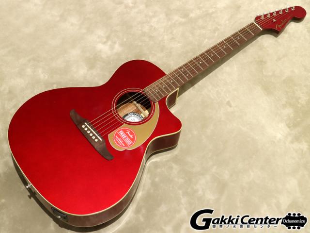 Fender Newporter Player Candy Apple Red【シリアルNo:CSL17003792/2.1kg】【店頭在庫品】