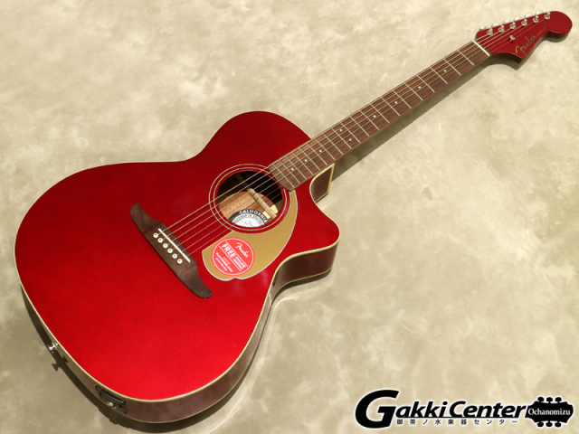 Fender Newporter Player Candy Apple Red【シリアルNo:CSL17003792/2.1kg】【店頭在庫品】
