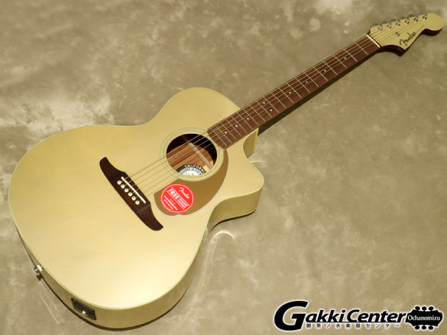 Fender Newporter Player, Champagne【シリアルNo:CSL17003838/2.1kg】【店頭在庫品】