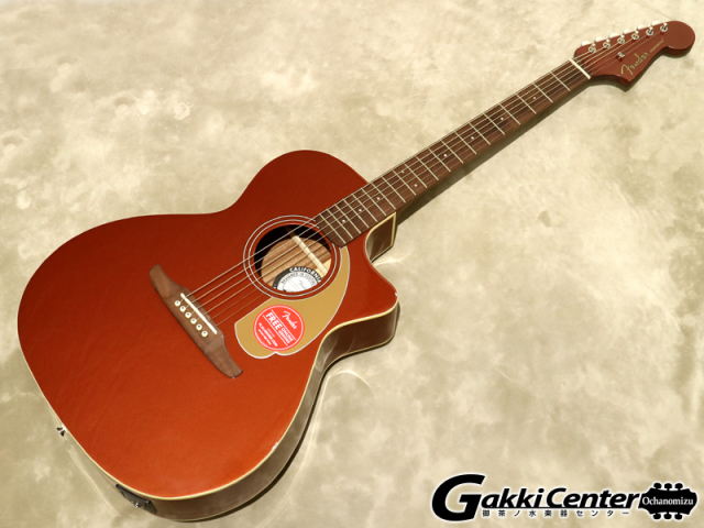 Fender Newporter Player Rustic Copper【シリアルNo:IWA1817126/2.0kg】【店頭在庫品】