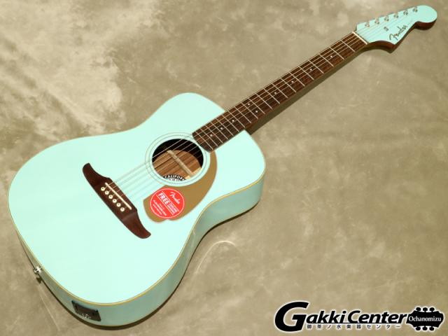 Fender Malibu Player Aqua Splash【シリアルNo:CSL17004023/1.9kg】【店頭在庫品】