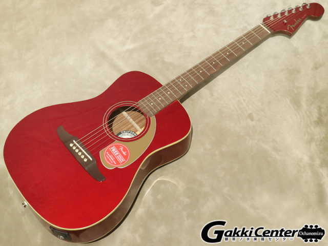 Fender Malibu Player, Candy Apple Red【シリアルNo:CSL17003970/1.9kg】【店頭在庫品】