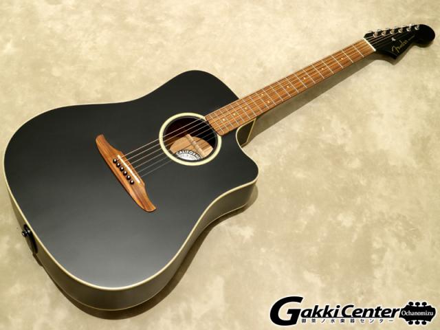 Fender Redondo Special Matte Black【シリアルNo:CGFA171512/2.3kg】【店頭在庫品】