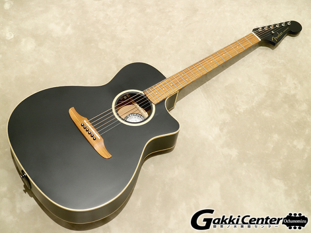 Fender Newporter Special Matte Black【シリアルNo:CGFA171084/2.2kg】【店頭在庫品】